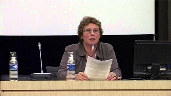 «La crise des droits humains au Sahara Occidental» intervention de Claude Mangin-Asfari au Conseil des Droits de l'Homme à Genève | Sahara Press Service