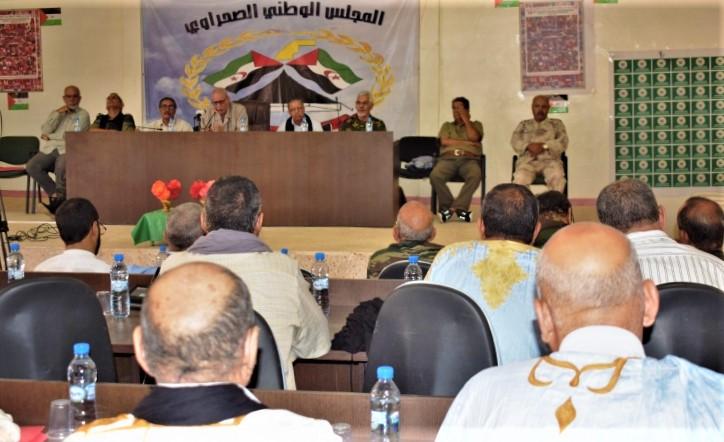 Primera reunión de la Comisión Preparatoria del XV Congreso del Frente Polisario | Sahara Press Service