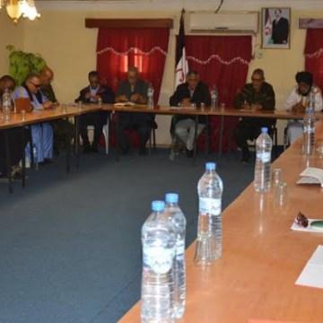 La Secretaría Nacional del Frente Polisario anuncia la creación del Comité Nacional Preparatorio del 15º Congreso del Frente Polisario – ECS