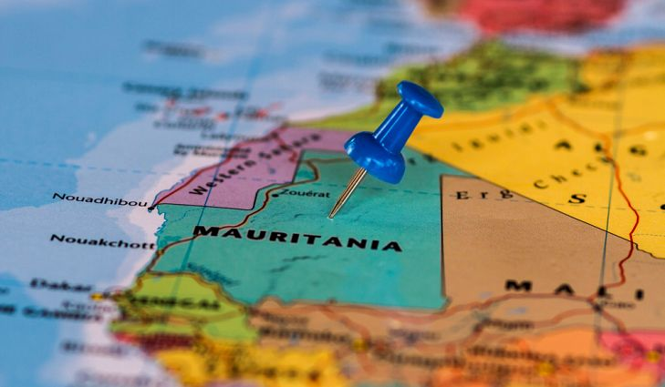 Which Countries Border Mauritania? – WorldAtlas.com