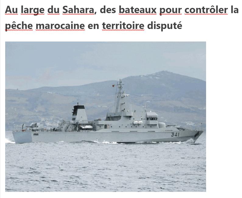 Au large du Sahara… ces matériels militaires français qui bafouent les droits de l'Homme |franceinter
