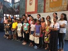 Familias canarias despiden a los niños y niños del programa Vacaciones en Paz | Sahara Press Service
