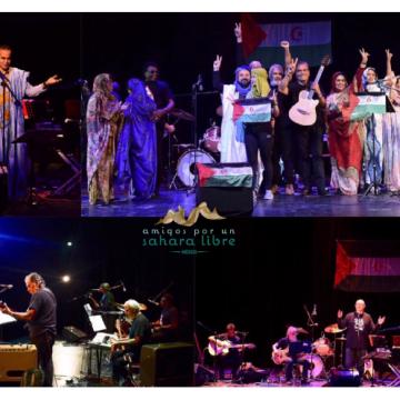 Amigos por un Sahara Libre: Un canto latinoamericano por el Sahara