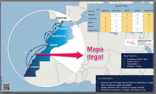 COAG: «Marruecos refuerza su logística para aumentar las exportaciones agrícolas fraudulentas del Sahara Occidental al mercado europeo» – Cuaderno Agrario