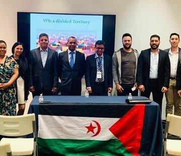 La Universidad de Columbia en Nueva York acoge una conferencia de Sidi Omar titulada «Sahara Occidental: la última colonia en África»