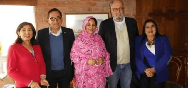 ONU y Sáhara Occidental : Ante IV Comisión de Descolonización peruanos denuncian utilización de organismo de fachada en favor del colonialismo marroquí.   werken rojo