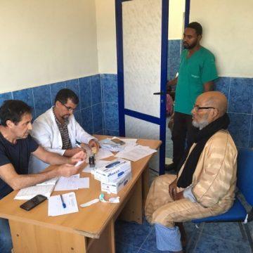 El proyecto solidario de profesionales sanitarios jiennenses en Tinduf cumple 20 años – Hora Jaén