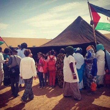 Día Nacional de la Jaima y la Cultura Saharauis
