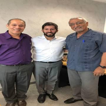 BRASIL: representante saharaui es recibido en la Cámara Estatal de Brasilia | Sahara Press Service