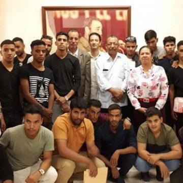 Jóvenes saharauis viajan a Cuba para cursar estudios universitarios | Cubadebate