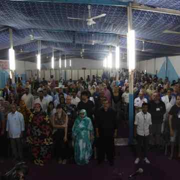 Début des travaux de la 15ème édition du Festival international du film Fisahara à Ausserd | Sahara Press Service
