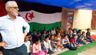 El IAC acerca la ciencia a los refugiados saharauis