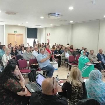 Zaragoza acoge la IX edición de las jornadas de formación para miembros del movimiento solidario y delegados del Frente Polisario en el Estado español | Sahara Press Service