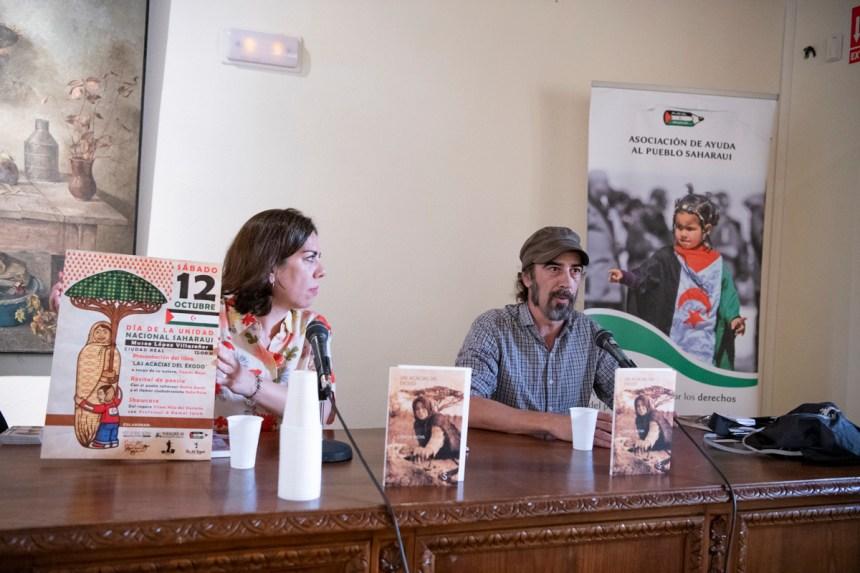 Conchi Moya presenta 'Las acacias del éxodo' | MiCiudadReal.es