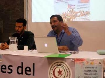 Jornadas en Rivas de formación para jóvenes sobre el Polisario – zarabanda