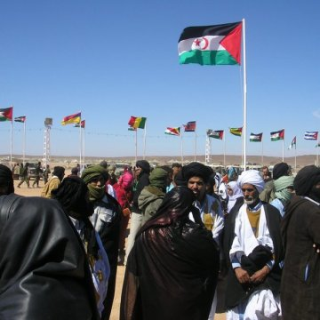 An Exiled Nation: Saharawi advocates call on the world to support self-determination for Western Sahara | Sahara Press Service