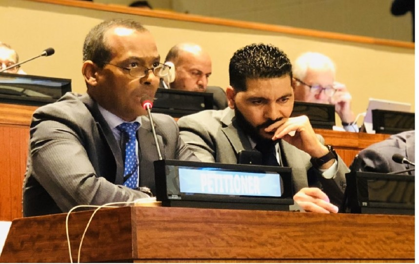 Summary of Statement of Frente POLISARIO on Question of Western Sahara before UN Fourth Committee | Sahara Press Service