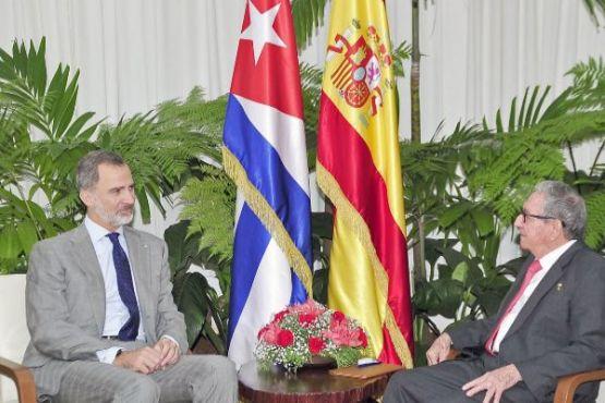 El Rey defendió en Cuba los DDHH, lo que no hizo en Marruecos, ocupante del Sáhara Occidental | Contramutis