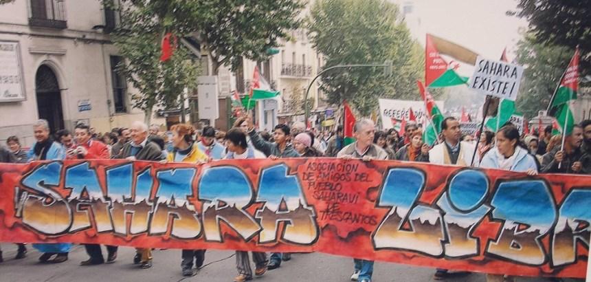 25 aniversario de la asociación Amigos del Pueblo Saharaui en Tres Cantos