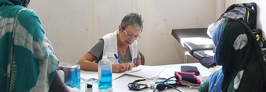 Comunicado ante la alerta de seguridad en los Campamentos de personas refugiadas saharauis en Tinduf   Médicos del Mundo