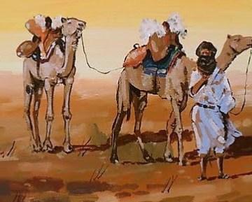 Generación de la Amistad saharaui: El último erudito del cielo