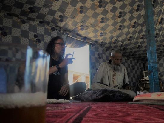 """Murió el genio y """"duende del verso saharaui"""", Badi Uld Mohamed Salem Uld Abdalahi >> Y… ¿dónde queda el Sáhara? >> Blogs EL PAÍS"""