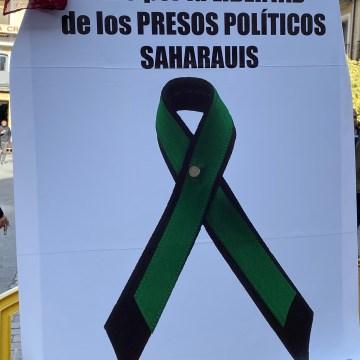 Un lazo por los presos políticos saharauis