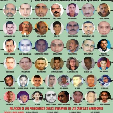 Presos Polítics Sahrauís | MO VAPS