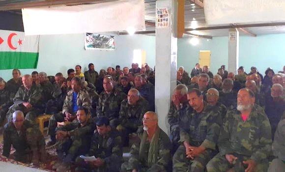 Congrès du Polisario : conférences préparatoires au niveau de l'Armée sahraouie