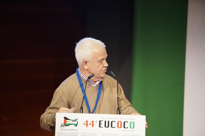 Carmelo Ramírez, presidente FEDISSAH, pide multiplicar las iniciativas de carácter político a favor del pueblo saharaui | Sahara Press Service