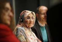 Haidar: «La UE debe hacer algo para evitar la guerra en el Sáhara Occidental»
