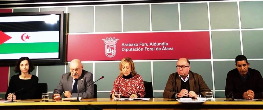 Vitoria-Gasteiz acogerá la 44 Conferencia Europea de Apoyo al Pueblo Saharaui, EUCOCO   Sahara Press Service