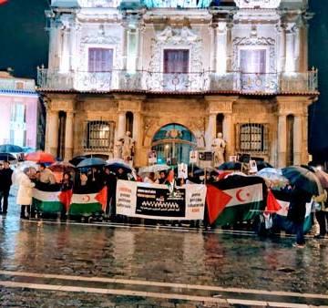 Pamplona se concentra para exigir la libertad de los Presos Políticos Saharauis – CEAS-Sahara