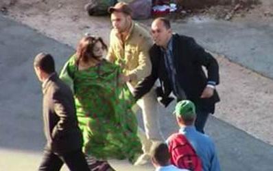 Los juzgados marroquíes dictan el ingreso en la cárcel de El-Aaiún de una activista saharaui – El Faradio