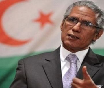 No tolerance towards any attempt to change MINURSO mission, says Ould Salek | Sahara Press Service