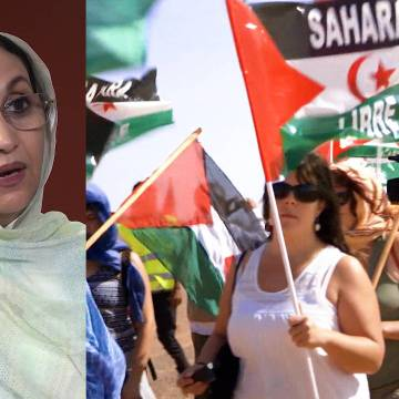 Aminatou Haidar Honored For Decades of Peaceful Resistance in Western Sahara, Africa's Last Colony | Democracy Now!