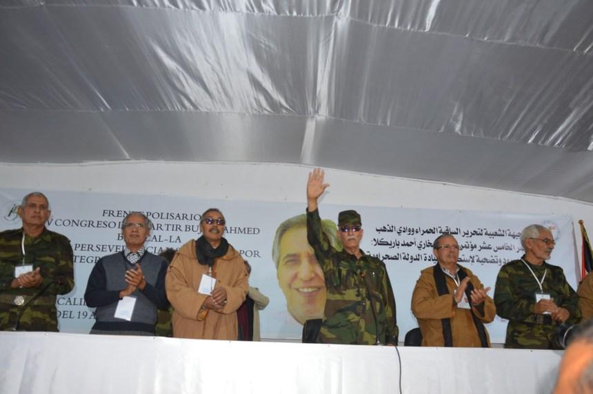 22D: Esta tarde será elegido SG del Frente Polisario y se discute una posible ampliación de 24 horas del Congreso.