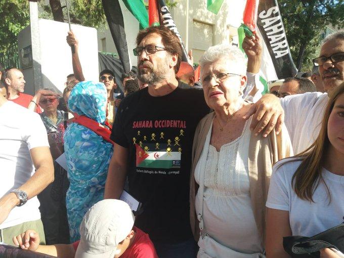 Sahara Occidental: El activo activismo de Javier Bardem