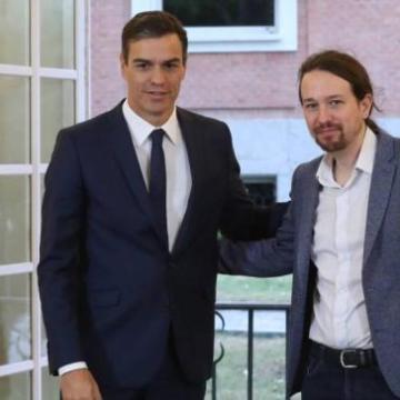 El pueblo saharaui inexistente en el pacto PSOE-Unidas Podemos | Contramutis