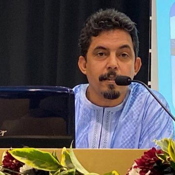 ECS: Entrevista especial a Oubbi Bucharaya, el candidato más votado del SN del Frente Polisario en el último Congreso