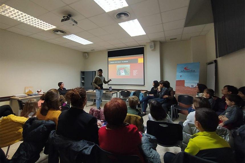 """La asociación Alouda da a conocer el programa """"Vacaciones en Paz"""" del Alto Aragón"""
