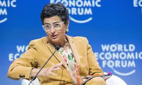 Arancha González Laya será la nueva ministra de Exteriores | España | EL PAÍS