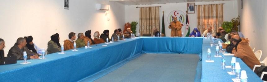 El nuevo Primer Ministro saharaui convoca primer Consejo de Gobierno | Sahara Press Service