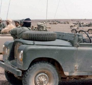La prensa marroquí afirma que Marruecos podría recurrir a la opción militar en los territorios liberados del Sahara Occidental