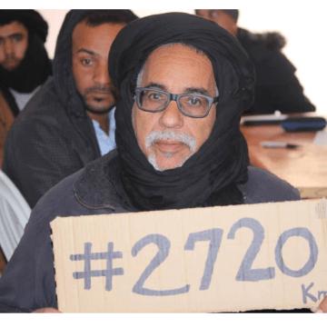 Me uno a la campaña «#2720km» contra el muro marroquí en el Sáhara Occidental. ¿Y tú?