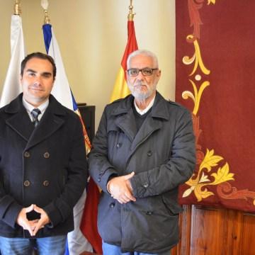 El delegado del POLISARIO inicia en Tacoronte contactos con instituciones canarias | Sahara Press Service