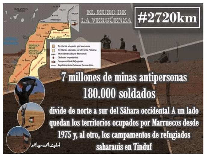 La Actualidad Saharaui: 8 de enero de 2020 (fin de jornada) 🇪🇭