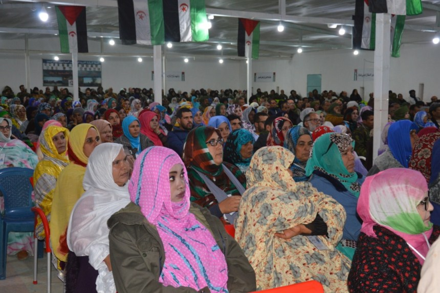 POLISARIO 15th Congress praises the efforts of the International Solidarity Movement with Sahrawi people | Sahara Press Service