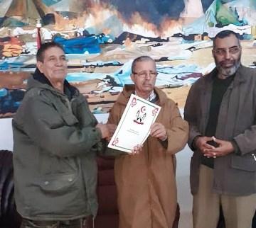 Akeik toma posesión de la cartera de Zonas Ocupadas y Diáspora resaltando el rol de los militantes saharauis en todos los frentes | Sahara Press Service