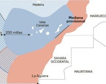 CRÓNICA ECS | Marruecos aprueba ley para ampliar frontera marítima y anexionarse aguas canarias y saharauis